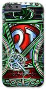 Rotrax IPhone Case by Mark Howard Jones