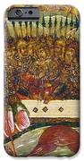 Russian Icon: Dice Players IPhone Case by Granger
