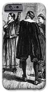 Salem Witch Trials, 1692-93 IPhone Case by Photo Researchers