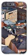 Salzburg's Roofs Austria Europe IPhone Case by Sabine Jacobs