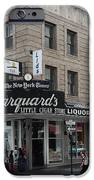 San Francisco Marquards Little Cigar Store Powell Street - 5d17950 IPhone Case by Wingsdomain Art and Photography