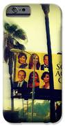 Screen Actors Guild In La IPhone Case by Susanne Van Hulst