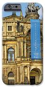 Semper Opera House Dresden IPhone Case by Christine Till