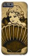 Shell With Child 2 IPhone Case by Georgeta  Blanaru