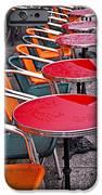 Sidewalk Cafe In Paris IPhone 6s Case by Elena Elisseeva