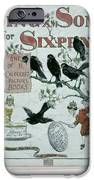 Sing A Song Of Sixpence IPhone Case by Granger