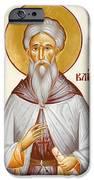 St John Climacus IPhone Case by Julia Bridget Hayes
