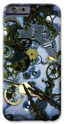 Steampunk Gears - Time Destroyed IPhone Case by Paul Ward