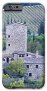 Stone Farmhouse Near Montefioralle IPhone Case by Jeremy Woodhouse