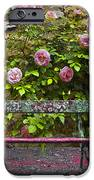 Stop And Smell The Roses IPhone Case by Debra and Dave Vanderlaan