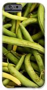 String Beans IPhone Case by Tanya Harrison