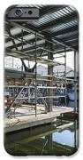 Structural Steel Construction Creating IPhone Case by Don Mason