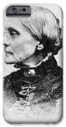 Susan B. Anthony, American Civil Rights IPhone Case by Photo Researchers, Inc.