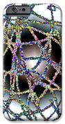 Tangled Web IPhone Case by Will Borden