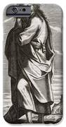 Thales Of Miletus, Greek Philosopher IPhone Case by Middle Temple Library