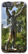 The Bronze Stallion II - Rocky Balboa - Philadelphia - Pennsylvania - Rocky Steps IPhone Case by Lee Dos Santos
