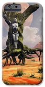 The Crucifixion Of A Messianic Martyr IPhone Case by Mark Stevenson
