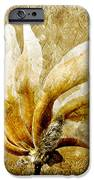 The Golden Magnolia IPhone Case by Andee Design