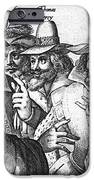 The Gunpowder Rebellion, 1605 IPhone Case by Photo Researchers