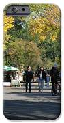 The Mall In Central Park IPhone Case by Rob Hans