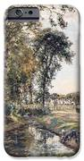 The Manor Farm IPhone Case by Mark Fisher