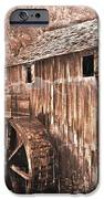 The Mill At Cade's Cove IPhone Case by Debra and Dave Vanderlaan