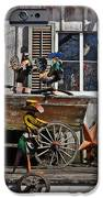 The Old Shed IPhone Case by Mary Machare
