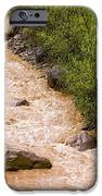 The Ourika River In Spate IPhone Case by Bob Gibbons