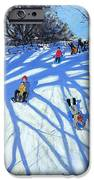 The Shadow Derbyshire IPhone Case by Andrew Macara