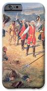 The Victory Of Montcalms Troops At Carillon IPhone Case by Henry Alexander Ogden