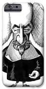 Thomas Hobbes, Caricature IPhone Case by Gary Brown