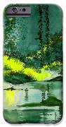 Tranquil 1 IPhone Case by Anil Nene