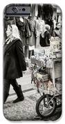 Traveling Vendor IPhone Case by Joan Carroll