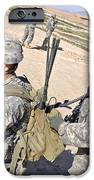 U.s. Army Soldiers Call In An Update IPhone Case by Stocktrek Images