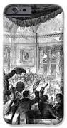 U.s. Congress: House, 1856 IPhone Case by Granger