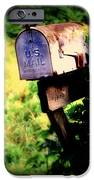 U.s. Mail IPhone Case by Perry Webster