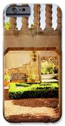 View Of The Garden IPhone Case by Tamyra Ayles