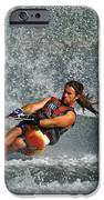 Water Skiing Magic Of Water 15 IPhone Case by Bob Christopher