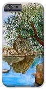 Watson Lake Prescott Arizona Peaceful Waters IPhone Case by Sharon Mick