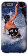 Wind Surfing IPhone Case by Manolis Tsantakis