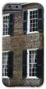 Windows At The Clover Hill Tavern Appomattox Virginia IPhone Case by Teresa Mucha
