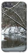 Winter In The Park IPhone Case by Kay Novy