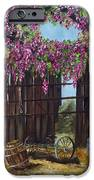 Wisteria IPhone Case by Jan Holman