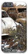 Wreck 3 IPhone Case by Mauro Celotti