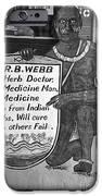 Medicine Man, 1938 IPhone Case by Granger
