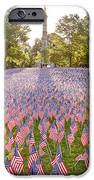American Flags IPhone Case by Susan Cole Kelly
