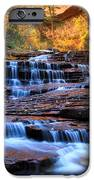 Archangel Falls In Zion IPhone Case by Pierre Leclerc Photography