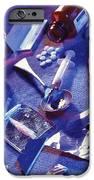 Drug Abuse IPhone Case by Tek Image
