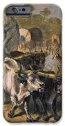 Emigrants To West, 19th C IPhone Case by Granger