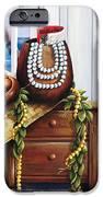 Hawaiian Still Life Panel IPhone Case by Sandra Blazel - Printscapes